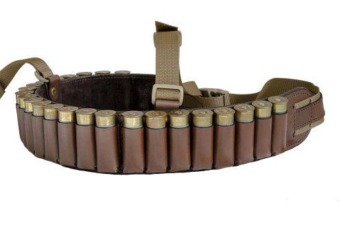 патронташ поясной кожаный 24 патронов м91 a-line