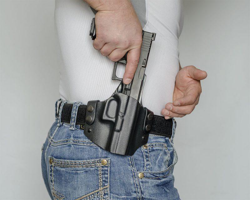 кобура скрытого ношения Glock пк51 a-line