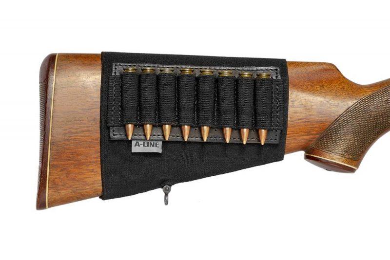патронташ на приклад нарезные патроны м21 a-line