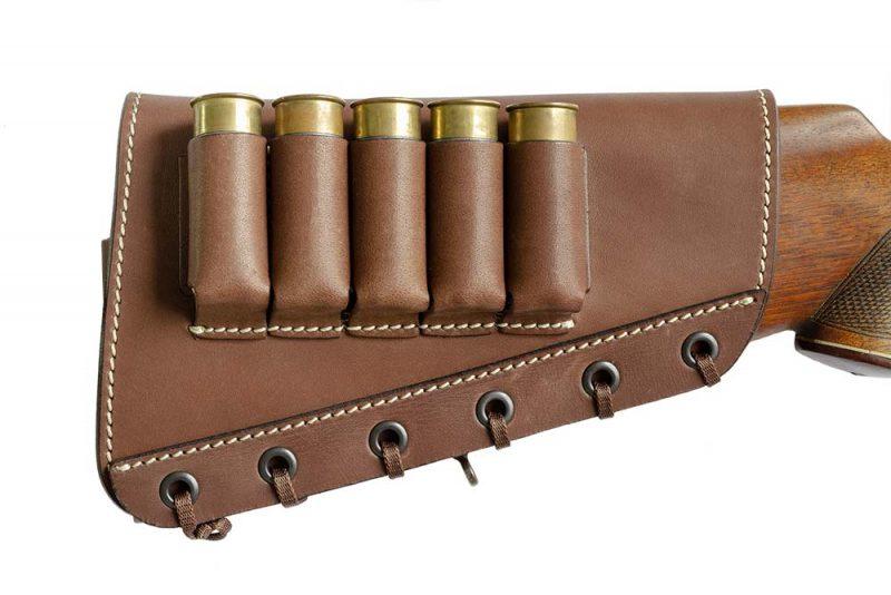 патронташ на приклад кожаный м6 a-line