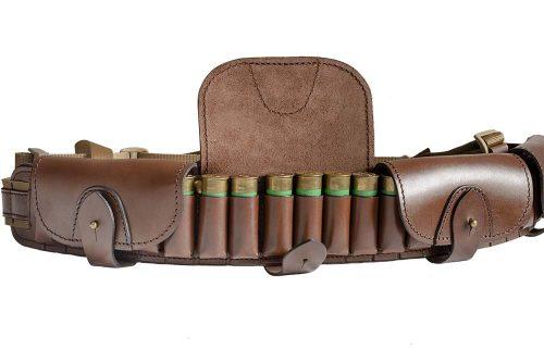 патронташ поясной кожаный 24 патронов м96 a-line