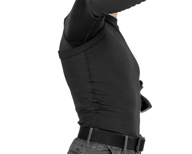 кобура подплечная кожаная для форт 12 14 3ку9 a-line